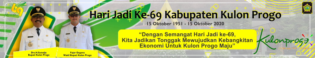 Dinas Komunikasi Dan Informatika Kabupaten Kulon Progo